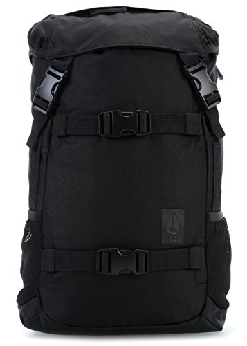 Nixon Small Landlock Se Backpack Ii, Color: All Black, Talla: One Siz