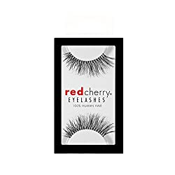 Red Cherry - Falsche Wimpern Nr. 217 - Echthaar