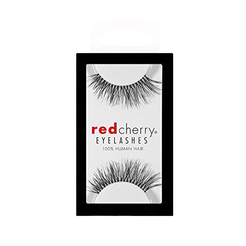 Red Cherry - Falsche Wimpern Nr. 217 - Echthaar -