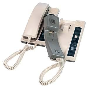 Eagle TI2 Station 2 Interphone combiné Parfait pour les boutiques, au Restaurant, à la maison, Etc.