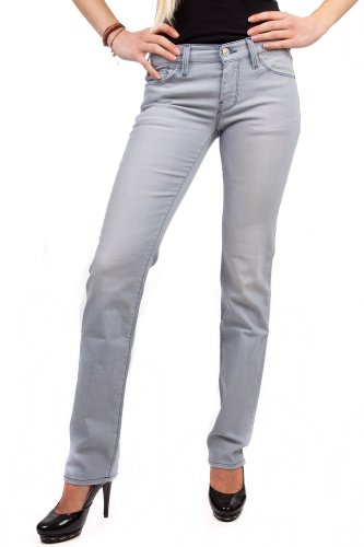 7 for all Mankind Damen Jeans Straight leg WAU-190Y-D43, size:w27/l32 - Mankind Straight Leg Jeans