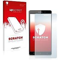 upscreen Scratch Shield Protector Pantalla Uhappy UP580 Película Protectora – Transparente, Anti-Huellas
