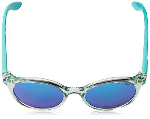 Carrera Lunettes de soleil Carrerino 14 Pour Enfants Cyclamen / Multilayer Violet KRD/Z9: Aquamarine