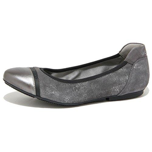 1157O ballerina HOGAN grigio scarpe donna shoes women [36]