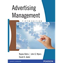 Advertising Management 5Th Edition