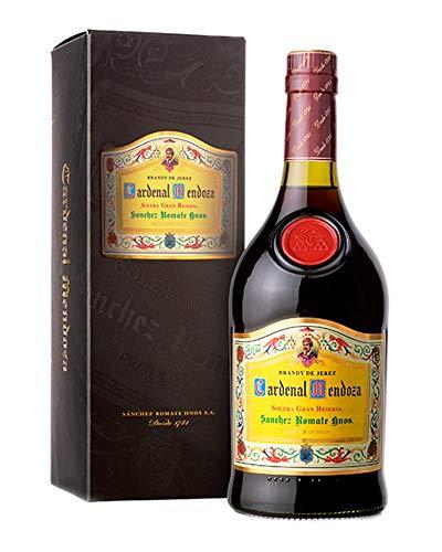Cardenal Mendoza Brandy de Jerez Solera Gran Reserva 70 cl