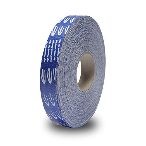 Schwalbe Felgenband Textil EK 18 mm 25m/Rolle Fahrradzubehör, blau