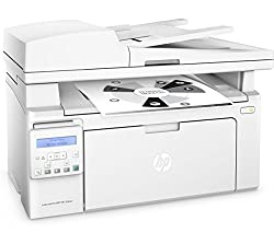 HP M132snw LaserJet Multi-Functional Color Printer (White)