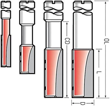 Makita p-55815 Dbl Dbl Dbl flute STR l R 8 x 19 1 4 – multiColoreeee | Cheapest  | Discount  | Garanzia autentica  68157f