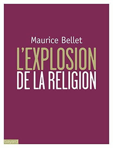L'EXPLOSION DE LA RELIGION