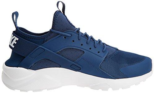 Nike Blazer mid premium 429988601, Baskets Mode Homme Bleu (Navywhite 409)