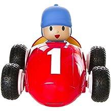 Pocoyo - Bólido 4x4, color rojo (Bandai 84396)