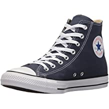 Converse Chuck Taylor All Star, Zapatillas altas Unisex adulto, Azul (Navy), 41