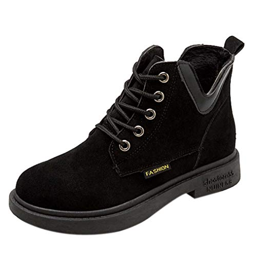 UFACE Frauen Stiefel Warmer Wandern Schneeschuhe Flache Stiefel Stiefel
