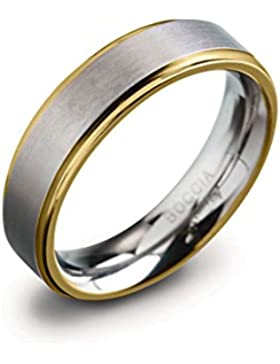 Boccia Unisex-Ring Titan Gr. 68 (21.6) - 0134-0569