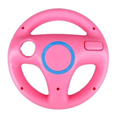Zerama Kart Racing Sostituzione Volante per Nintendo Wii Remote Controller Console Kart Gioco Accessori