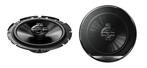 Pioneer TS-G1730F 17,78 cm (7 Zoll) Koax Lautsprecher (3-Wege, 300W) schwarz 3-wege Lautsprecher