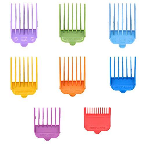 8 recortadores cabello profesionales color/cortadoras
