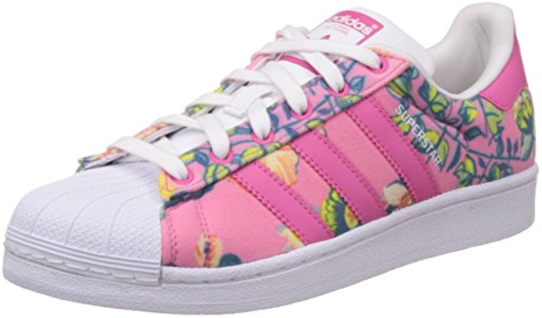 Adidas Superstar W, Zapatillas Bajas para Hombre -