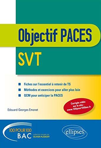 100% Bac SVT Terminale S Objectif PACES