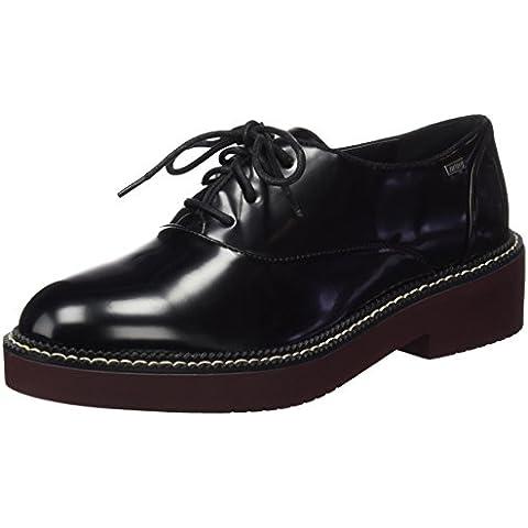 MTNG Collection 53992 - Zapatos Qxford con cordones para mujer