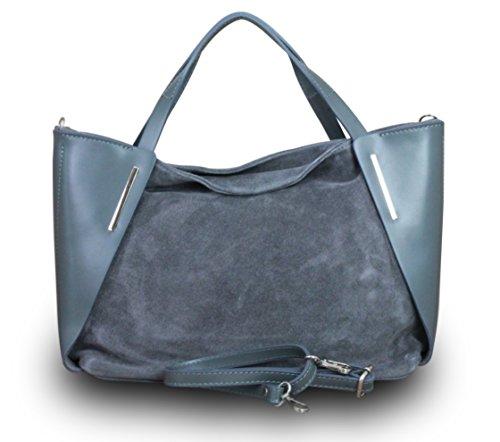 5f869f800e Fabriqué en Italie Luxe Femme Sac à main Sac à main Bag Shopper en cuir  véritable