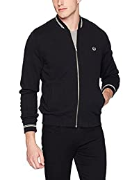 Fred Perry Sweat j2598 Noir