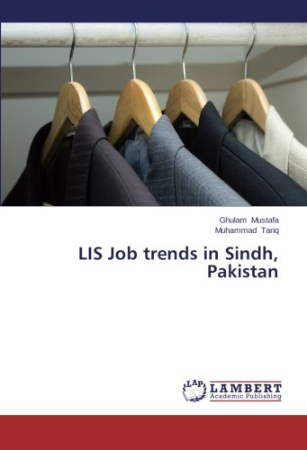LIS Job trends in Sindh, Pakistan