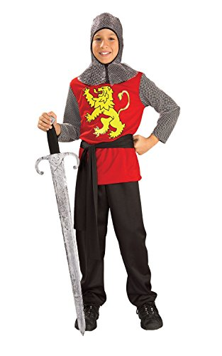 Rubie 's Offizielles Mittelalter Lord Kostüm Jungen (Jungen Mittelalter Kostüme)