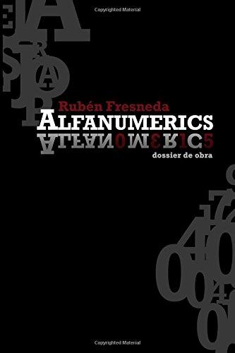 Alfanumerics. Dossier de obra