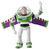 Mattel Toy Story Buzz Lightyear con Alas Desplegables