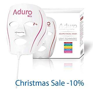 Aduro Single RED LED Facial Mask - Anti Aging