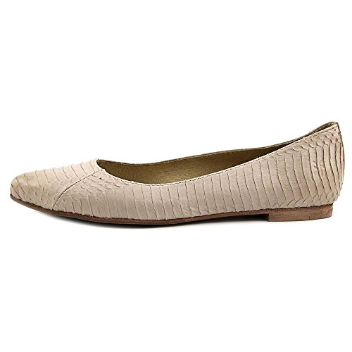 Frye Olive Ballet Cuir Chaussure Plate Blush