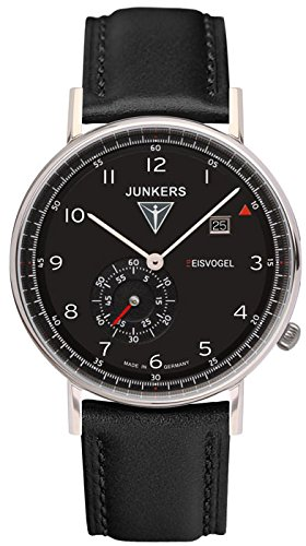Junkers Eisvogel Quartz Mens Watch 6730-2
