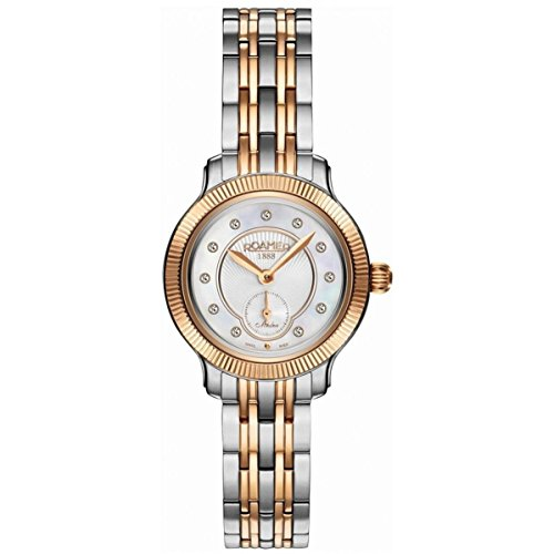 Roamer of Switzerland Women's 28mm Steel Case Quartz Watch 625855 49 29 60
