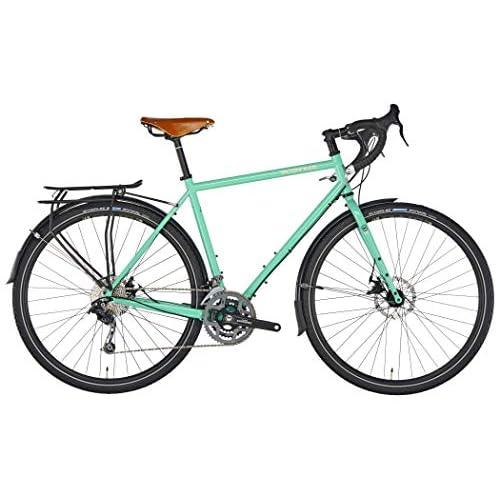 Kona Sutra Touring Bike green 2019 Trekking Mens Bicycle