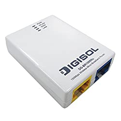 Digisol DG-BR1000Nu Wireless Micro Broadband Router