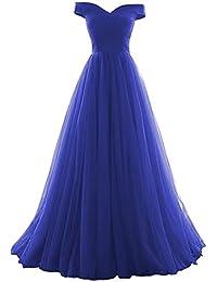 60% Rabatt erster Blick Outlet-Verkauf Blaues cocktailkleid lang – Stylische Kleider für jeden tag
