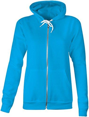 Gamer Hand ★ Confortable veste pour femmes ★ imprimé de haute qualité et slogan amusant ★ Le cadeau parfait en toute occasion hellblau