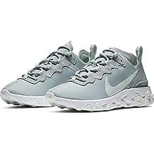 sale retailer 45081 fab17 Nike W React Element 55, Scarpe da Atletica Leggera Donna