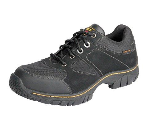 Dr. Martens Industrial Gunaldo, Chaussures de sécurité Adulte Mixte Noir (Black)