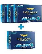 Park Avenue Cool Blue Fragrant Soap, 125g (Pack Of 4)