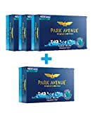 Park Avenue Cool Blue Fragrant Soap, 125g (Pack Of 4)