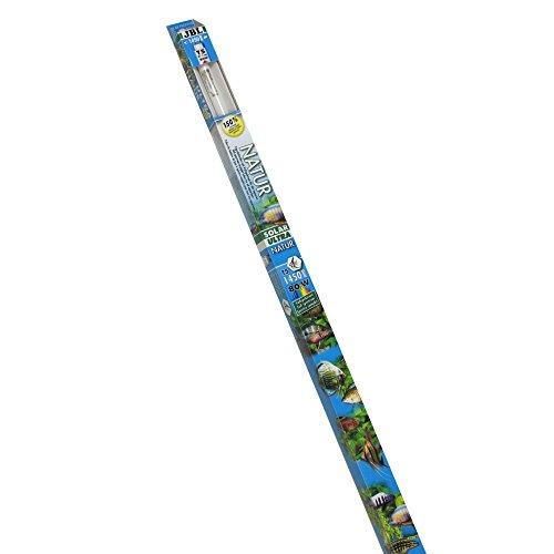 JBL 6167400 Solar-Leuchtstoffröhre Tageslichtröhre für Süßwasseraquarien, 80 W Solar Natur Ultra T5, 61674