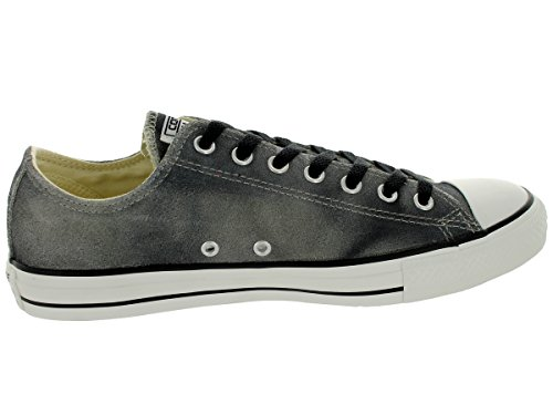 Converse CT Ox Old Grey Womens Trainers - Old Silver/Black