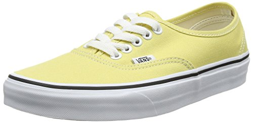 Giallo 35 EU VANS AUTHENTIC SCARPE RUNNING UNISEX ADULTO DUSKY CITRON/TRUE