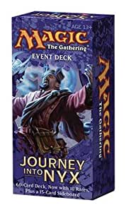 Journey into Nyx Event Deck - Wrath of the Immortals - English - Magic: The Gathering