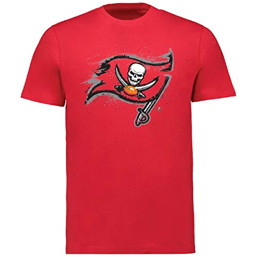 Fanatics Splatter T-Shirt - NFL Tampa Bay Buccaneers - L