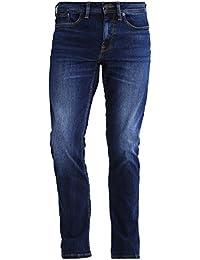 Burton Menswear London Herren Jeans Jeanshose Hose Slim Fit - mid Blue W32  L34 a4a2419794