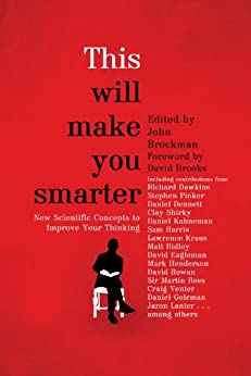 This Will Make You Smarter by [Brockman, John]